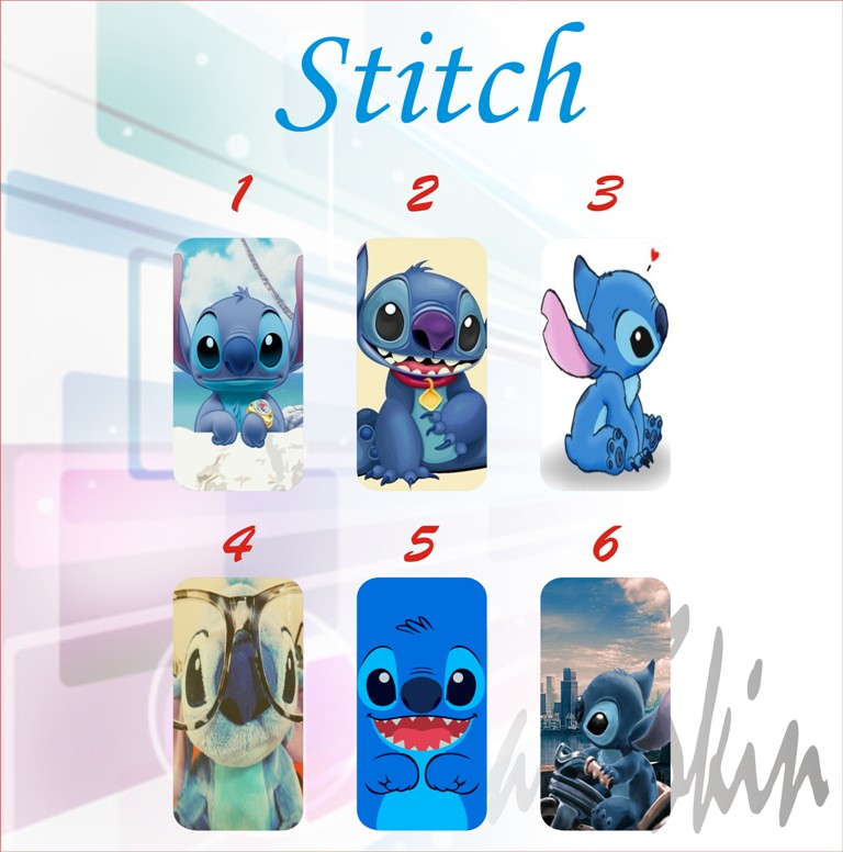 Gambar Wallpaper Kartun Stitch Lucu